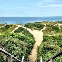 Steps-Beach